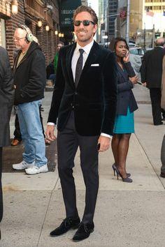 Let's go velvet. #custom #menswear #suit #men