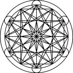 MaGOS Circuitry Diagram (Sphere Model, 6 Crystals)