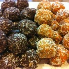 Chocolate & Coffee Paleo Balls Recipe grain free