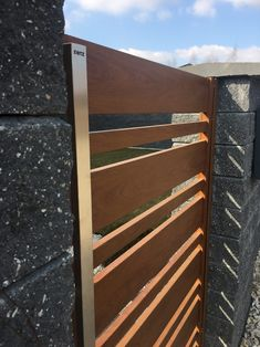 Fencing, Gates, Concrete, Stairs, House Design, Steel, Architecture, Wall, Ideas