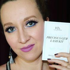 Precious Gem Lash Kit by House Of Lashes    #blog #beautyblogger #beauty #beautiful #summer #sun #antilles #expat #makeup #makeupaddict #beautyaddict #love #preciousgemlashkit #houseoflashes #lashes