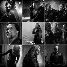 Sons of anarchy season 7 it is just get darker and darker...