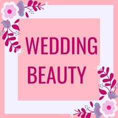 Bridal Beauty, Wedding Beauty, Wedding Day, Bridal Looks, Beauty Routines, Hair Hacks, Beauty Hacks, Bride, Blog