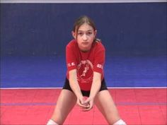 Teaching And Training Youth Volleyball For Grades 1-6 - YouTube
