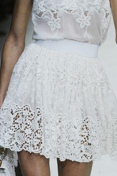 White lace ♥