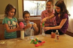 3 Easy Science Experiments for Kids by The Kitchen Pantry Scientist   A Bullseye View