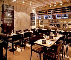 L'Epi Dupin, restaurant bistronomique (chef François Pasteau) - 11 Rue Dupin - 75006 PARIS - Tel. : +33 (0)1 42 22 64 56