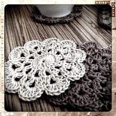 Crochet Projects, Knit Crochet, Crochet Earrings, Crochet Patterns, Knitting, Handmade, Tejidos, Creative, Crochet Chart
