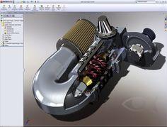 Curso de SolidWorks, aprende a modelar piezas y conjuntos