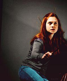 Ginny Weasley - Harry Potter series