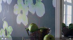 Elitis Exotic Dandy wallpaper