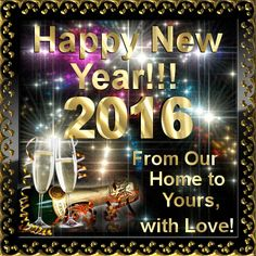 New Year 2016/Celebrations section. Send this ecard from your home to theirs, with love. Permalink : http://www.123greetings.com/events/new_year/new_year_celebrations/have_a_great_2016.html