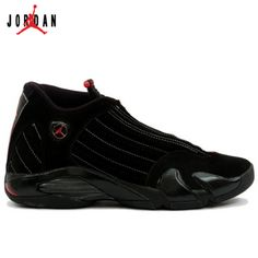 hot sale online e7fcd ae798 311832-061 Air Jordan 14 Black True Red White A14003,Jordan-Jordan 14 Shoes  Sale Online