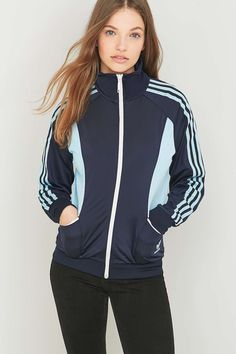 adidas Originals Sandra 1977 Navy Track Top