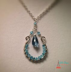 London Blue Topaz Aventurine Sterling Silver by Bellebijouatelier, $30.00  https://www.etsy.com/listing/170317048/london-blue-topaz-aventurine-sterling?utm_source=Pinterest&utm_medium=PageTools&utm_campaign=Share