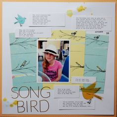 Song Bird by di_turner at @studio_calico