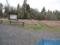 Elijiah Bristow State Park Mountain Bike Trail in Eugene, Oregon || SINGLETRACKS.COM