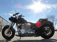 2015 Used Harley-Davidson SOFTAIL SLIM FLS103 SLIM FLS103 at Used Motorcycle Store Serving Chicago, Naperville, & Rockford, IL, IID 16152825