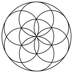 The Genesis Pattern or, The Seed of Life.