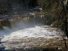 Keila juga Natural World, Niagara Falls, Waterfall, Nature, Travel, Outdoor, Water, Outdoors, Naturaleza