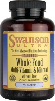 Gnc Multivitamin From Whole Foods