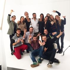 #JulianaMoreira Juliana Moreira: Giornata shooting  con la Family Justo al completo!!!!  thanks to everybody ❤️ @karel_losenicky @coriamentaofficial @eleonora_ema @camidudi4 @ila555 @nikyisly @alemaina @danypizzi @samueleobesh #cory #edostoppa #frasabbadin #work #friends #love #shooting #niceday #photooftheday #photoshoot #juliama #julianamoreira #justomilano