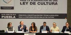 Inician audiencias públicas por la Ley General de Cultura Federal
