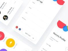 Music lover app concept