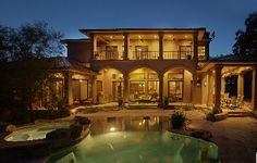Luxurious Lake Travis Waterfront - 6 Acres, Pool, Spa, Dock, Theater Room Vacation Rental in Spicewood from Dream Vacations, Vacation Spots, Vacation Rentals, Vacation Ideas, Lake Travis, Rental Decorating, Real Estate Companies, Luxury Villa, Ideal Home
