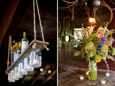 An Outdoor Nashville Wedding: Ellen + Terry