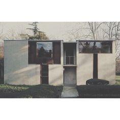 Esherick house - Louis Khan  #TBT #Architecture