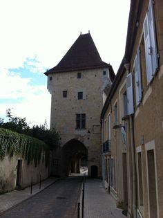 la Porte du Croux, Nevers, Bourgogne, France