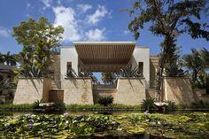DORADO BEACH, A RITZ-CARLTON RESERVE: ONE OF CONDÉ NAST TRAVELER'S 3 FAVORITE HIGH-DESIGN HOTELS #SBArchitects