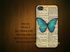 Butterfly   Unique Cases Creative Case Personalized by UpCases, $9.99