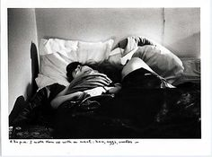 Sophie Calle - The Sleepers, Gloria K., first sleeper., second sleeper, 1979 Artistic Installation, Black And White Aesthetic, Old Maps, Julie, Documentary Photography, Thunderstorms, Artist At Work, Sculpture Art, Art History