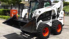 BOBCAT S650 SKID STEER LOADER OPERATION AND MAINTENANCE