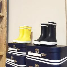 On continue dans la thématique grand air aujourd'hui avec la découverte de la collection @aiglefr A/H 2016 #moderie #grandair #aigle #aigleboots #boots #pressday