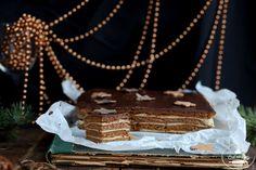 skvelý rodinný recept na medový rez od Chuť od Naty Cake, Desserts, Blog, Tailgate Desserts, Deserts, Kuchen, Postres, Blogging, Dessert