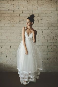 100 White Dresses to Wear to Every Wedding Event via Brit   Co