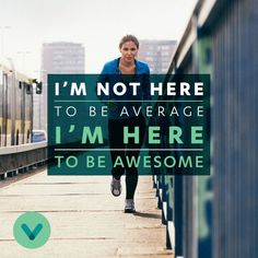 Be your BEST self. #VitaminWorld