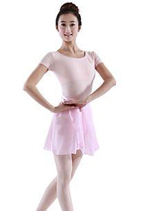 Ballet+Rokken+Dames+Chiffon+33CM+–+EUR+€+11.76
