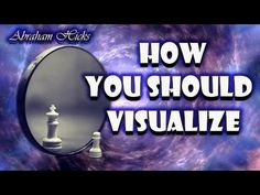 Abraham Hicks 2016 - How You Should Visualize (new) - Perfect rampage on being general starting at 3:00 mark