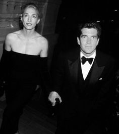 John F. Kennedy, Jr  Carolyn Bessette Kennedy