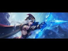league of legends ashe Ashe League Of Legends, Home Brewing, Choir, Video Game, Anime, Animation, Guys, Youtube, Collection