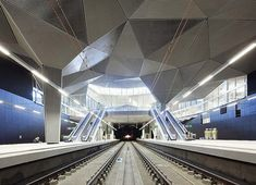 High Speed Train Station in Logroño by Abalos+Sentkiewicz Arquitectos