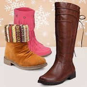 Take a look at the Yoki Footwear event on #zulily today!
