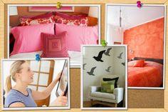 Decorar el dormitorio con poco dinero | Decora Ideas