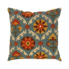 Mayan Medallion Toss Pillow Collection Quick Information
