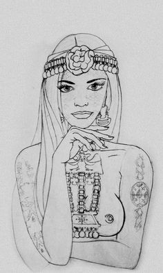 Goddess Mapuche on Behance