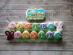 """106 Likes, 7 Comments - Christina Vickers (@christinascookies2014) on Instagram: """"#eastercookies #christinascookies #lubbockcookies #lubbockcustomcookies #westtexascookier…"""""""